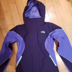 The North Face Claremont 3-in-1 Parka XS